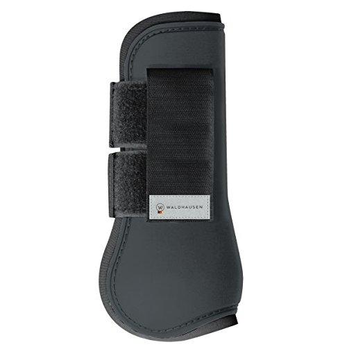Waldhausen Sehnenschoner Esperia, Magnet/schwarz, WB, Magnet/schwarz, Warmblut