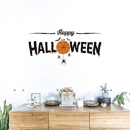Wandaufkleber Abnehmbare Art Vinyl Wandhaupt Room Decor Wandaufkleber Halloween Party - Arabische Party Kostüm