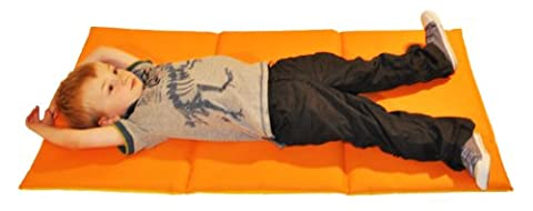 Single Premium quality stitched seam folding sleep /nap/ snooze mat.