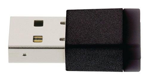 Eurosell Nano Mini USB 2.0 WLAN Stick Dongle Dual Band 2,4GHz / 5 Ghz WiFi Empfänger Receiver 433 Mbit für Router wie Fritz!box Telekom Speedport Unitymedia Horizon etc