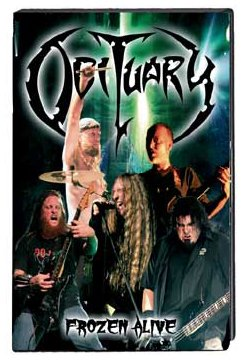 Obituary - Frozen Alive (Dvd+Cd)
