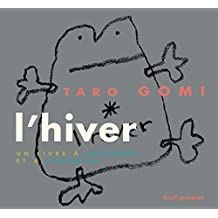 L' Hiver : Un livre à dessiner et à Colorier