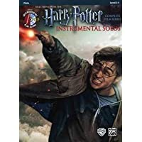 Selections From Harry Potter Complete film Series–arrangiamento per flauto traverso–con CD [Note musicali/holzweißig] Compositore: John Williams AUS der Serie: Instrumental Solos