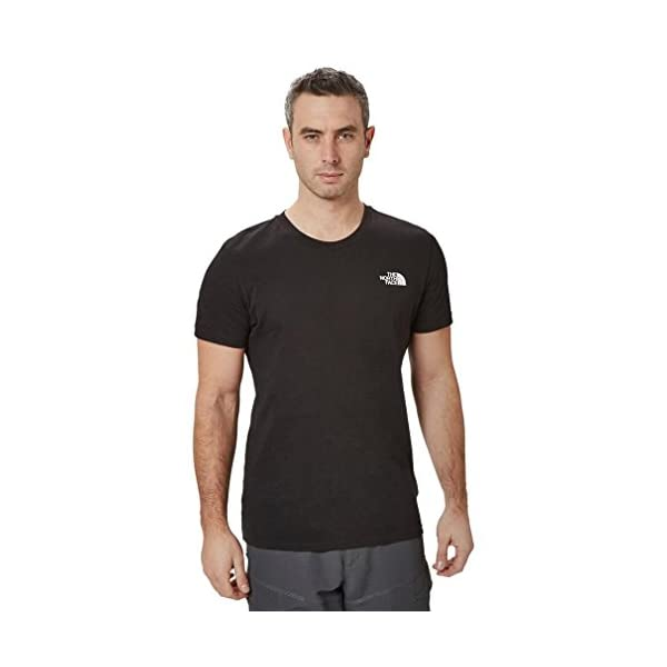 The North Face - M Ss Simple Dome Tee, Maglietta a Maniche Corte Uomo 1 spesavip