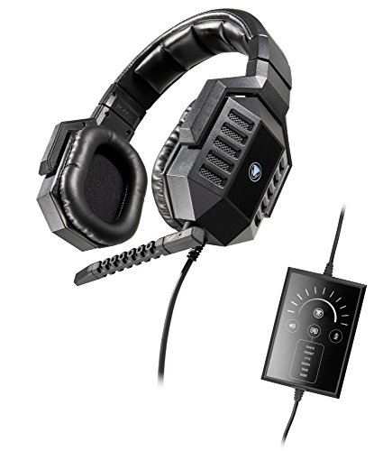 snakebyte Python 7500R Real 7.1 Headset Mp3-bundle
