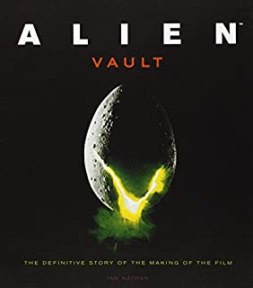 Alien Vault: The Definitive Story of the Making of the Film (0760341125) | Amazon price tracker / tracking, Amazon price history charts, Amazon price watches, Amazon price drop alerts