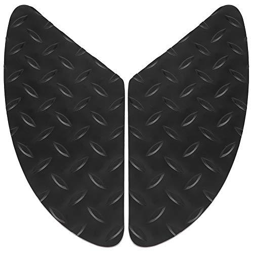 Preisvergleich Produktbild Kraftstofftank Traction Pad,  Paar rutschfeste Gastank Traction Pad Kniegriff Aufkleber für NINJA ZX-10R 04-07