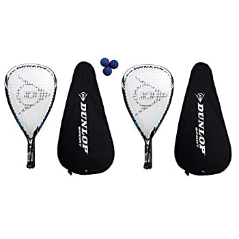 2 x Dunlop raquetas 3...