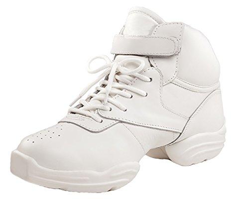 Capezio Dansneaker S000DS01B0MBLK060, Unisex - Erwachsene Sneaker Wei