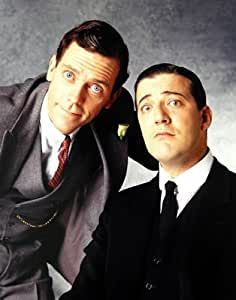 Jeeves and Wooster - Stephen Fry and Hugh.. - Art Print - Medium - 28x35cm
