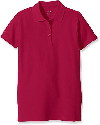 JAKO Herren Polo Team pink 5XL