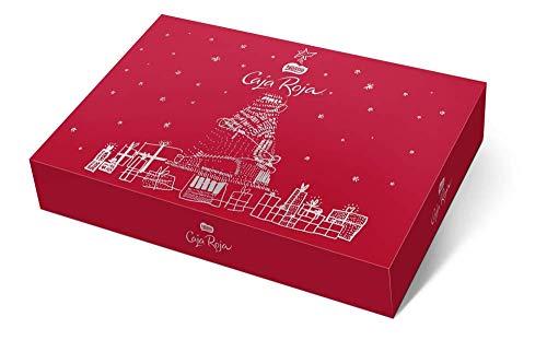 Nestlé Caja Roja Bombones De Chocolate Estuche Navidad - Caja edición limitada de 2Kg