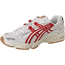Asics Gel-kayano 5 Og, Men's Running Shoes, Bright Red Beige, 8 UK (42.5 EU)