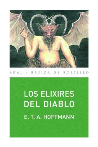 Los elixires del diablo (Basica de Bolsillo) por E. T. A. Hoffmann epub