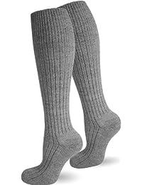 5 Paar stabile Outdoor-Socken Wandersocken Arbeitssocken
