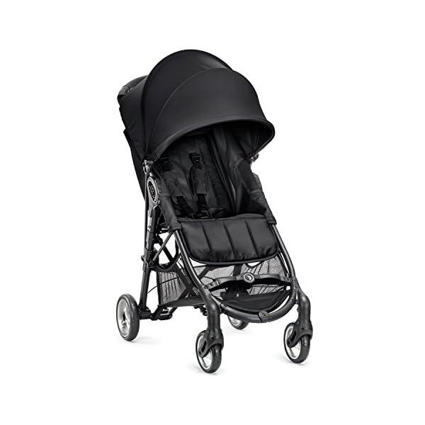 Baby Jogger City Mini Zip Single Stroller Black Baby Jogger  2