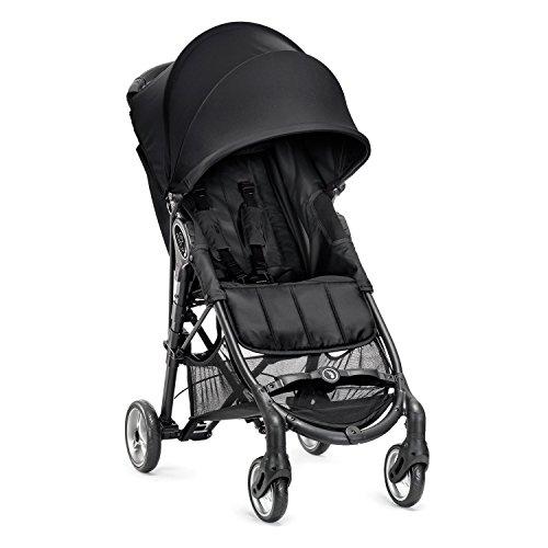 Baby Jogger BJ24410EN City Mini ZIP-Kinderwagen, schwarz Preisvergleich