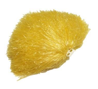 WIDMANN S.R.L., Pon Pon Gelb (Kostüm Cheerleader Gelbe Blau)