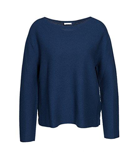 Drykorn Damen Pullover Melbi mit Kaschmir blau 32 blau M -