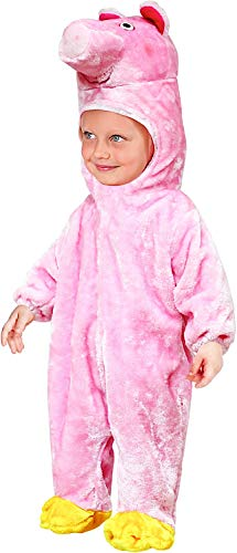 KOSTUumlM Fasching Karneval Little Pig PINA fuumlr KARNAVALKOSTUumlME Fancy Dress Halloween Cosplay Veneziano Party 50659 Size 3-6