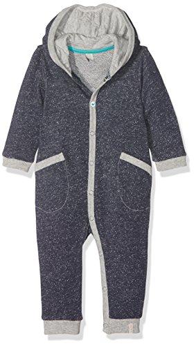 ESPRIT Kids Unisex Baby Strampler RL5507002, Blau (Indigo 460), 68