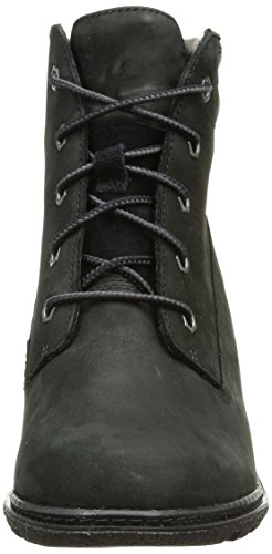 Timberland Ek Amston 6in, Sneakers Hautes Femme Noir (Black)