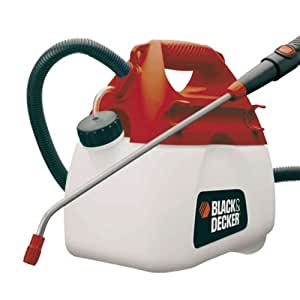 Black And Decker Gsc500 Qw Battery Operated Garden Sprayer 14 4 V With Removable 5 Litre Tank