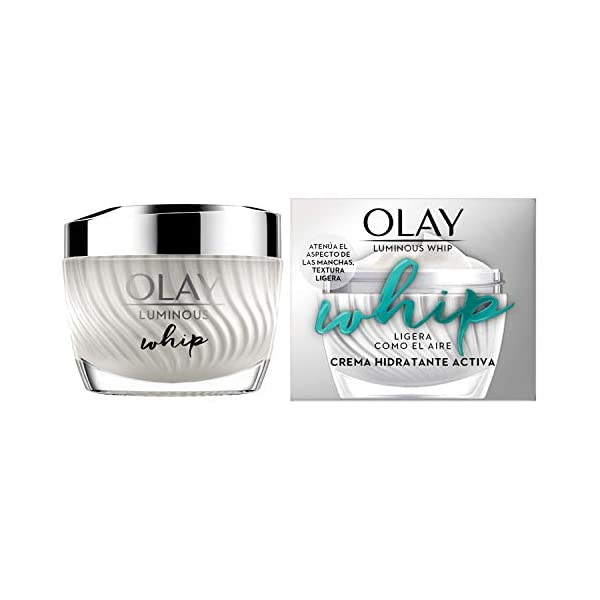 Olay Luminous Whip Crema Hidratante Ligera Piel Radiante – 50 ml