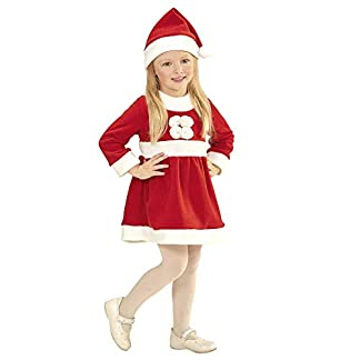 WIDMANN Disfraz de mamá Noel Talla 3-4 años