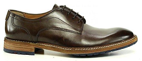 LLoyd egon bottes cousues chaussures bleu/marron Noir - Ebony