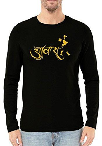 WYO Mens Cotton Graphic Print Awara T-Shirt