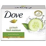 Dove Fresh Moisture Soap (75G) (Pack Of 3)