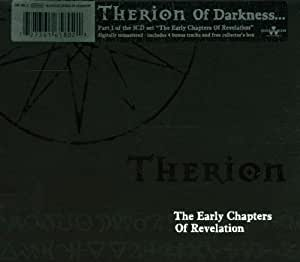 Of Darkness by Therion [Music CD]