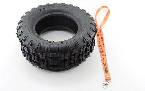 Preisvergleich Produktbild Nitro Motors Reifen für Quads / Rasentraktor 13x5.00-6 Tyre X Profil Pocket Dirt Bike Quad + Gratis Schlüsselanhänger Lanyard