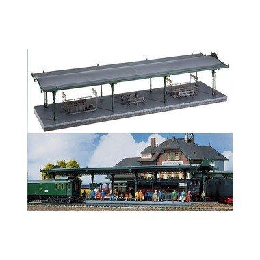 Preisvergleich Produktbild Modellbahnzubehör HO - Bahnsteig PLM