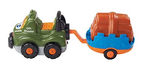 VTech Baby Toot-Toot Drivers Off Roader and Trailer
