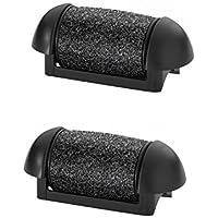 Rowenta XD2700F0 - Accesorios Depiladoras para las Durezas con 2 accesorios de limas