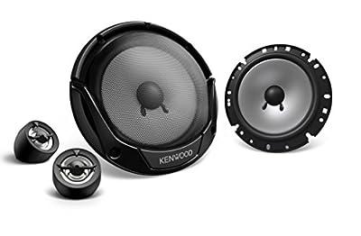 Kenwood KFC-E170P 300W 17cm Component Speaker System