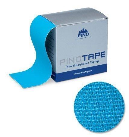 Nastro di pino Kinesiologia Cotone nastro diversi colori e Designs 5 cm x 5 m, tipo pelle - blu preisvergleich