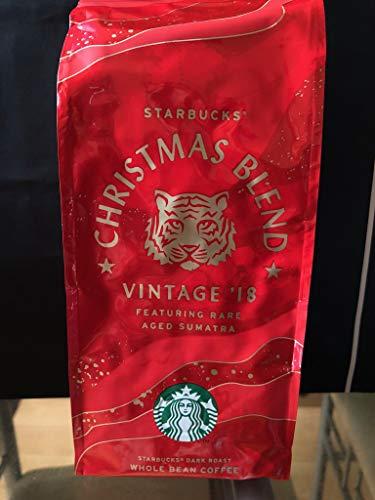 Starbucks Christmas Blend Vintage 2018