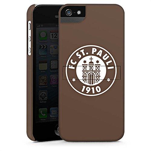 Apple iPhone 7 Hülle Case Handyhülle FC St. Pauli Fanartikel Fußball Premium Case StandUp