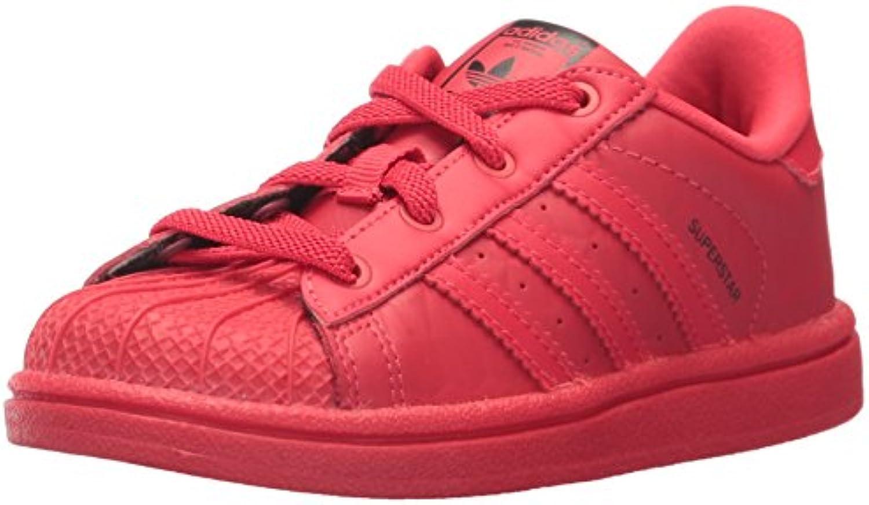adidas originaux bébé superstar triple Rouge  el i, , rayRouge , rayRouge , i, cNoir  moyen nous bambin, 9 5ebe06