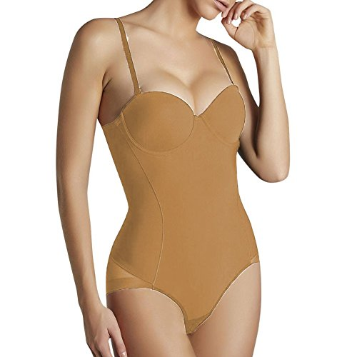 YSABEL MORA - BODY REDUCTOR PUH-UP YSABEL MORA mujer color  NUDE talla  fbb82aabea3d