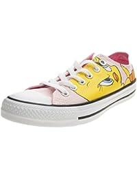 Converse - Zapatillas de Lona para mujer rosa Rosa