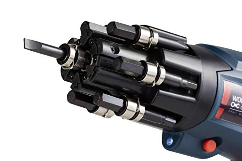 WOLFGANG Mini-Akkuschrauber 3,6 V / 1,5 Ah - 6