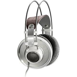 AKG K701 Reference Class Open-Back, Over-Ear Premium Headphones