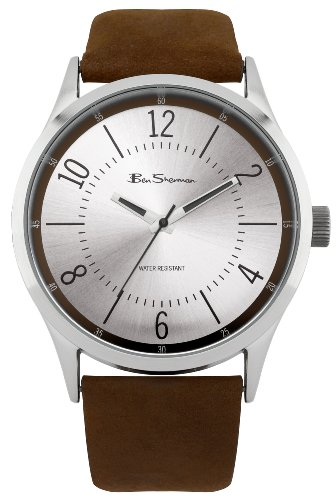 ben-sherman-r906-reloj-analogico-para-hombre-correa-de-cuero-color-marron