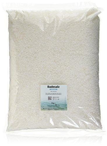 Meer Mineral Badesalz (Badesalz Totes Meer, 1er Pack (1 x 5kg))