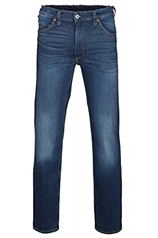 MUSTANG Tramper Hose Herren Jeans Denim Blau 111 5682 86, Größenauswahl:W36/L32