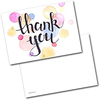 Doodlecards Thank You Thankyou Adult Languages Postcards Cards Pack of 20 Postcards and Envelopes